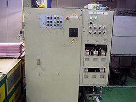 ロボットエアー制御盤