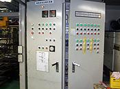 樹脂塗装設備制御盤